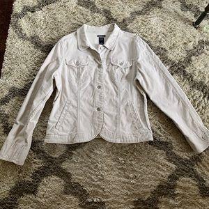 GAP corduroy button down jacket L